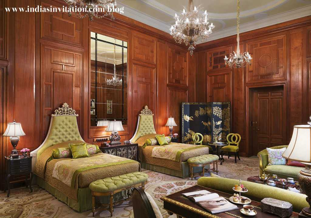 Pothikhana Suite Royal Suite at The Rambagh Palace, Jaipur