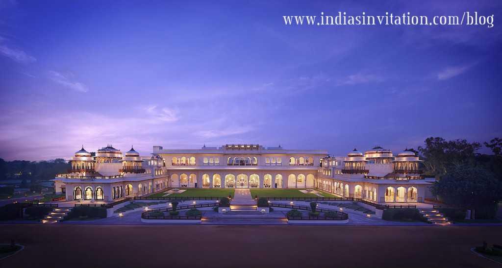 The Rambagh Palace, Jaipur - Rajasthan