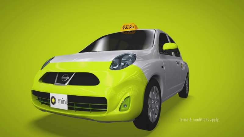 Top Ten travel apps India - ola cabs