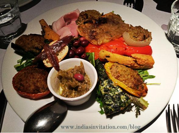 Dinner in Nice France