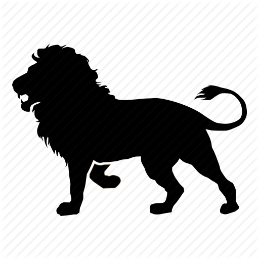 lion-black