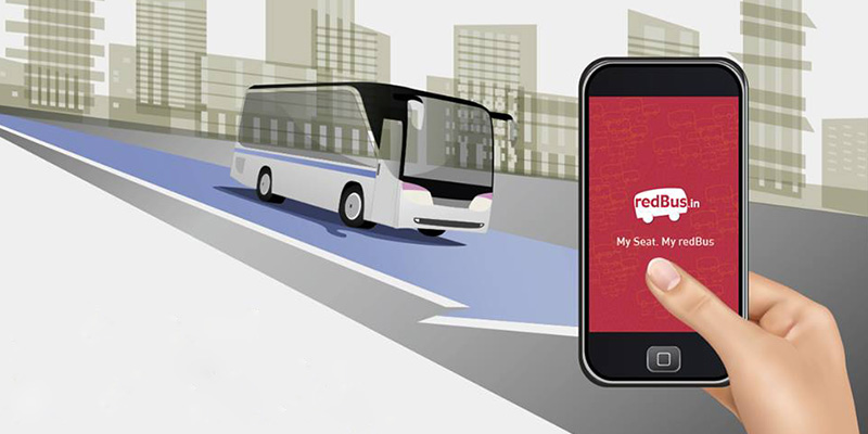 Indian Travel Apps - Redbus