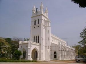 Church in Hyderabad