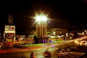 Clock Tower in Anantapur