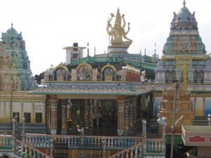 Temple in Adilabad