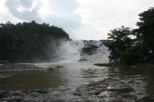 Waterfall in Adilabad