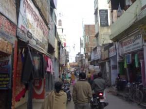 Begusarai Main Market