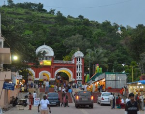 Chaturshringi Temple in Senapati