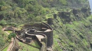 Fort in Raigarh