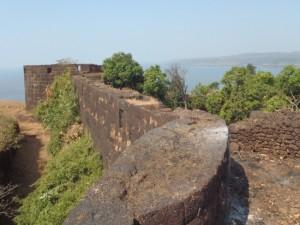Fort in Senapati