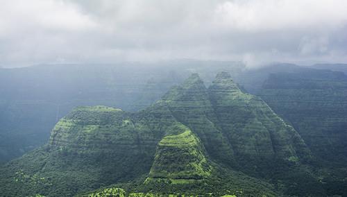 Hills in Raigarh
