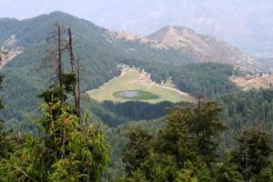 Hills in Dalhousie