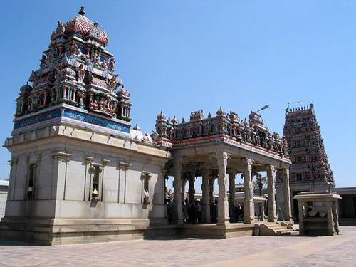 Meenakshi Temples