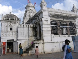 Temple in Dantewada