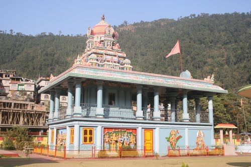Temple in Jorethang