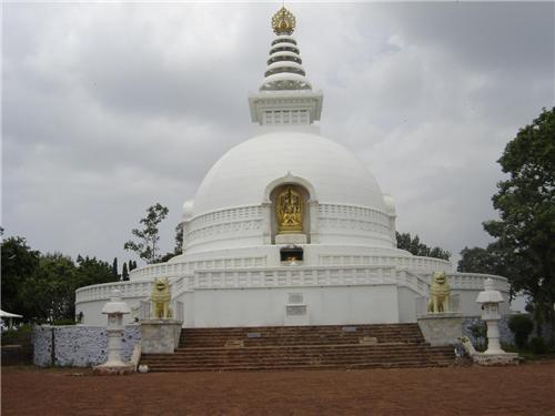 Temple in Kishanganj