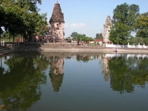 Temple in Mahasamund