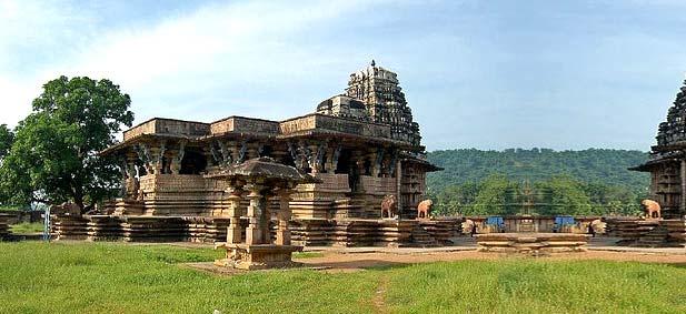 Temple in Warangal